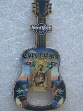 COPENHAGEN,Hard Rock Cafe,Magnet Bottle Opener Mermaid