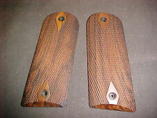 Colt 1905 Hammerless Fine English Walnut Checkered Pistol Grips NEW!