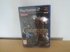 Castlevania Curse of Darkness PS2  new Sealed pal version