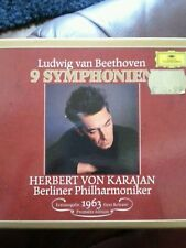 cd box collection beethoven 9 symphonien