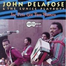 Joe Pete Got Two Women, John Delafose, Good
