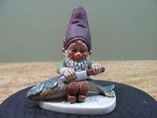 Goebel Gnome Co-Boy Well  #508 TMK 4 Fips The Fisherman 1970 Gnome, USC#164