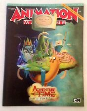 SDCC 2012 Comic-Con Special Edition Animation Magazine featuring Adventure Time