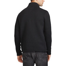 Polo Ralph Lauren Fleece Mockneck Jacket POLO BLACK X-Large