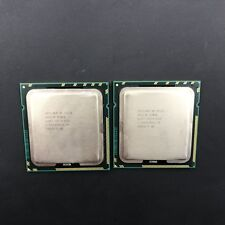 Matched Pair(2) Intel Xeon X5570 SLBF3 2.93GHz,8MB, LGA 1366 QUAD CORE CPU