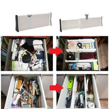 Expandable Drawer Dividers Dresser Organizer Closet Kitchen Partition Space Save