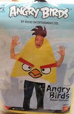 Angry Birds Dress up costume - Yellow Bird Adult size Medium