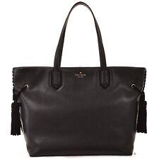 NWT KATE SPADE NEW YORK Pratt Street BRANDICE Shoulder Bag Leather Black 4442
