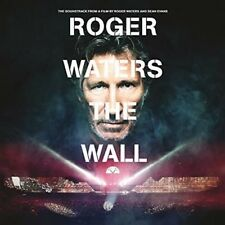 Roger Waters The Wall 3 X 180gsm Vinyl LP 16 Page Book