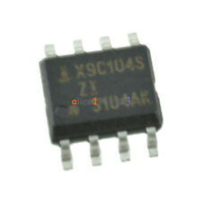 5PCS X9C104P SOP-8 X9C104 X9C104S Digital Potentiometer IC
