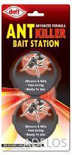 Ant Killer Trap Stop Bait Stations Destroy Ants Nests Home Defence Station 2 10g