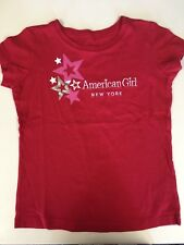 Girls Youth Medium 10/12 American Girl new york Tshirt FREE SHIPPING