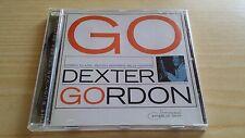 DEXTER GORDON - GO! - CD