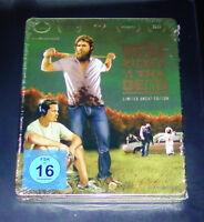 Ben & Topolino Vs. The Dead Limitata Uncut steelbook Edizione blu ray Nuovo &