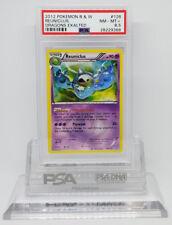 Pokemon DRAGONS EXALTED REUNICLUS 126/124 SECRET RARE HOLO PSA 8.5 NM #28229368