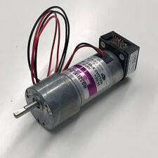 30mm Gear Motor 24VDC, 10:1 Ratio, US Digital Encoder