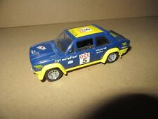 476H Solido 54 Fiat 131 Abarth # 5 Rallye Maroc 1:43