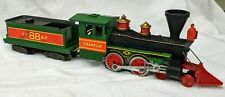 American Flyer 21088 Franklin 4-4-0 Locomotive & Tender - Clean & Runs Well