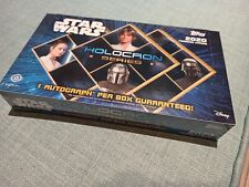 2020 TOPPS HOLOCRON TRADING CARDS BOX DISPLAY STAR WARS 18 Packs