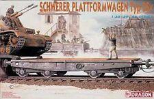 Dragon 1/35 #6069 German Schwerer Plattformwagen Typ SSy