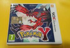 Pokemon Y GIOCO 3DS 2DS VERSIONE ITALIANA