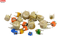 Trimming trim Capacitor Selection Kemo S035 Assorted Mixed Values approx 20pc