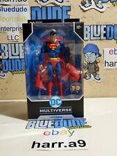 McFarlane Toys DC Multiverse Superman: Action Comics #1000 Action Figure