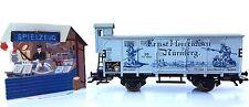 Trix H0 24714 Museumswagen-Set 2414 Ernst Heinrichsen Zinnfiguren Neu