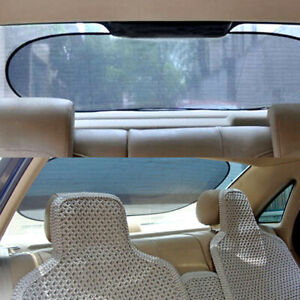 For Car UV Protection Side Rear Window Screen Sunshade Sun Shade Cover 100*50cm