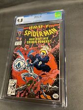 What If... #31 (2nd Series 1991) Cosmic Venom Key Issue CGC 9.8 White Pages