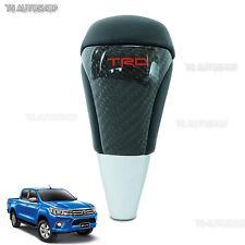 Gear Knob Kevlar Carbon Trd Auto Fit Toyota Revo 4runner Fortuner Hilux Vigo