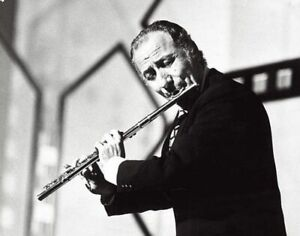 ITALIAN FLUTIST SEVERINO GAZZELLONI (1919-2002) CD