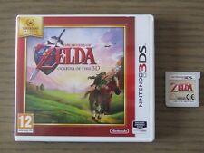 JEU NINTENDO 3DS  THE LEGEND OF ZELDA OCARINA OF TIME 3D  VERSION FR ,