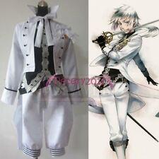 Black Butler Charles Grey Cosplay Costume Anime White