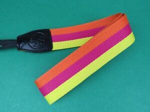 Universal Neck Shoulder Cotton Adjustable Strap for all brands DSLR SLR camera