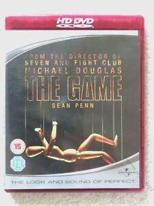 15603 HD DVD - The Game  1997  825 313 6