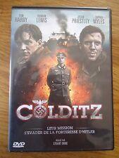 DVD * COLDITZ * Tom HARDY Jason PRIESTLEY Damian LEWIS Guerre Evasion