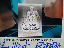 Don Nelson /30 autograph KATE HUDSON 2011-12 Exquisite AUTO Personal Touch UD SP