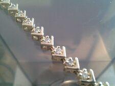 14k Yellow Gold Diamond Tennis Bracelet - $3200 Value 1 CTW - Free Shipping