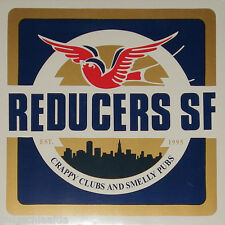 REDUCERS SF – CRAPPY CLUBS & SMELLY PUBS CD