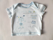 George Boys' No Pattern T-Shirts & Tops (0-24 Months)