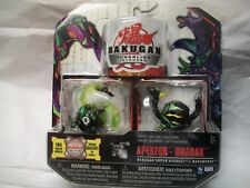 Bakugan Gundalian Invaders Super Assault APEXION-DHARAK Darkus