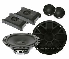 "ORION XTR65.SC +2YR WRNTY 6.5"" 400W 4 OHM 2 WAY FULL RANGE CAR AUDIO SPEAKER SET"