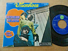 "DISQUE 45T DE THE MONKEES  "" DAYDREAM BELIEVER """