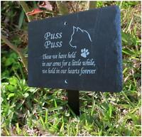 Stunning Pet memorial Grave Marker - Hand Made to Order Add Message 1st 4 Signs