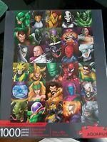 Marvel Villains 1000 piece Jigsaw Puzzle - Aquarius