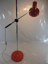 Original 70er Jahre Stehlampe 140cm Panton Ära Leselampe Vintage Metall Lampe
