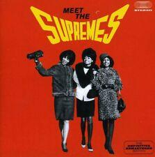 The Supremes - Meet the Supremes [New CD] Bonus Tracks
