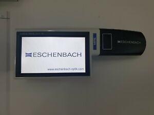 Eschenbach Mobilux HD Digital Touch Video Device Magnifier 16511 New
