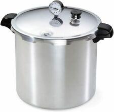 Presto 01781 23qt Pressure Canner & Cooker - Silver